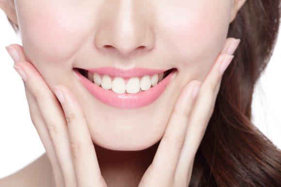 Wunderschönes Lächeln